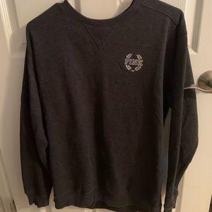 Black sweatshirt from Pink
